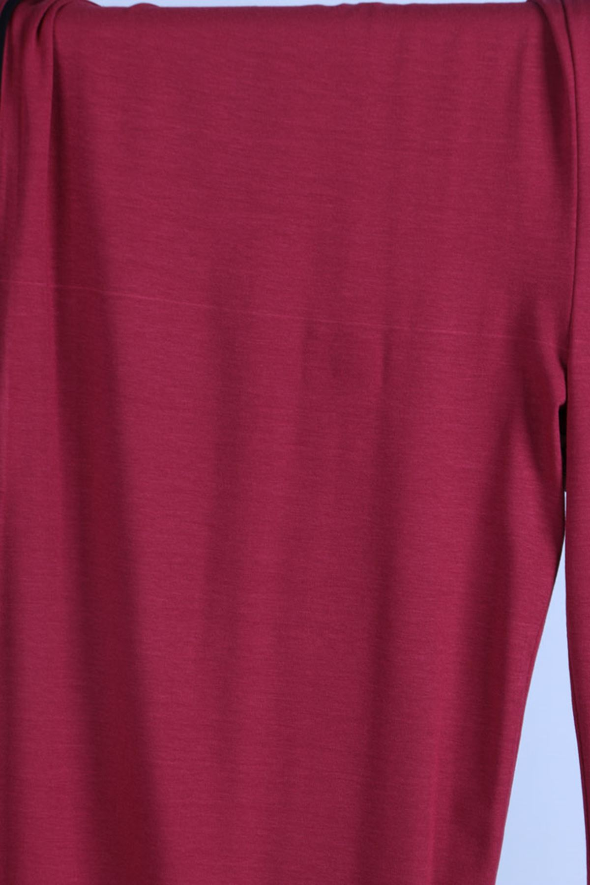 9534 بنطلون رياضي مقاس كبير - وردة داكنة